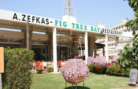 Fig Tree Bay Antonis Zefkas Restaurant